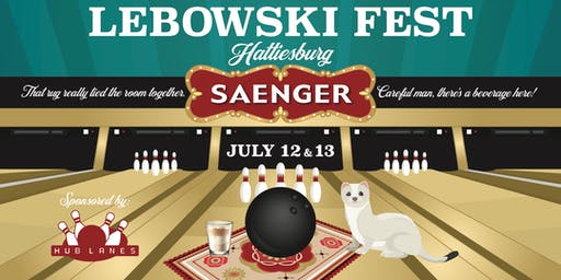 The First Annual Mississippi Lebowski Fest
