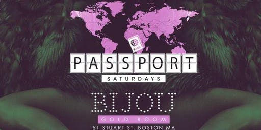 All New Passport Saturdays