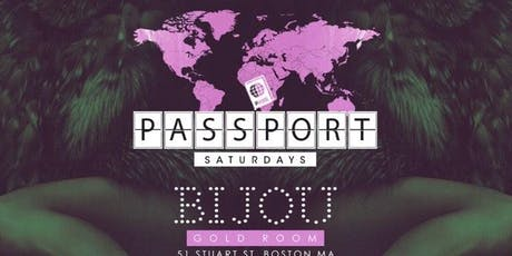 All New Passport Saturdays tickets