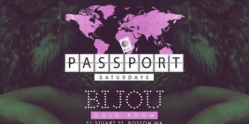 All New Passport Saturdays
