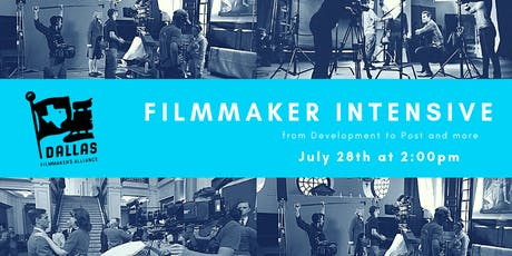 Filmmaker Intensive tickets