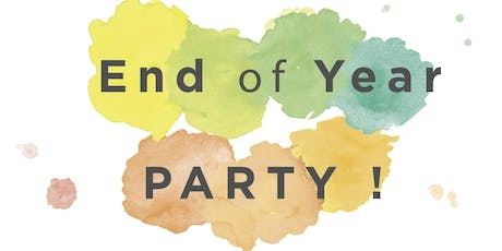 IIDA End of the Year Party 2019 tickets