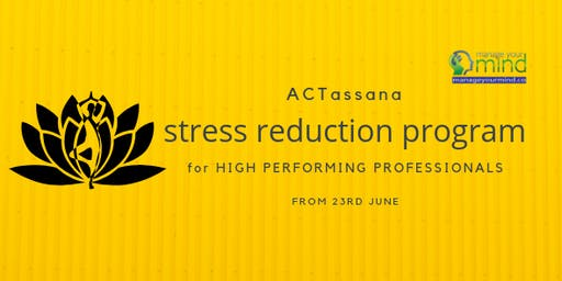 ACTassana - Stress Reduction Program