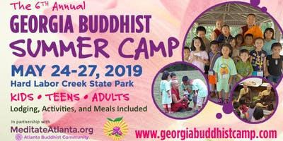 Georgia Buddhist Summer Camp