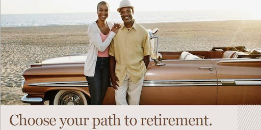 Guest Speaker Series: Choose Your Path To Retirement