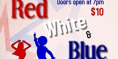 Red, White & Blue Party