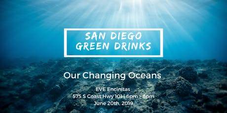 Our Changing Oceans  tickets