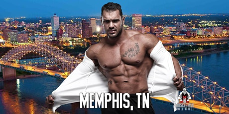 Muscle Men Male Strippers Revue & Male Strip Club Shows Memphis, TN 8 PM-10 PM