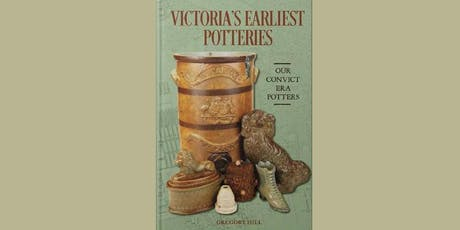 Victoria's Earliest Potteries tickets