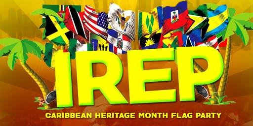 IREP - Caribbean Heritage Month Flag Party