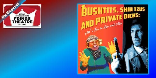 Bushtits, Shih Tzus and Private Dicks: All's Fur in Love and Noir