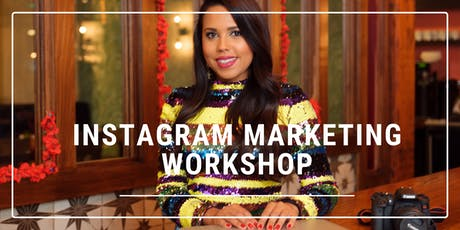 Free Instagram Marketing Workshop tickets