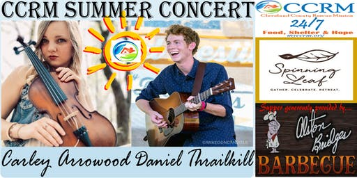 CCRM Summer Concert