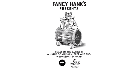 Feast of the Barrel 2 - A night of Whisky, Beer and Barbecue tickets