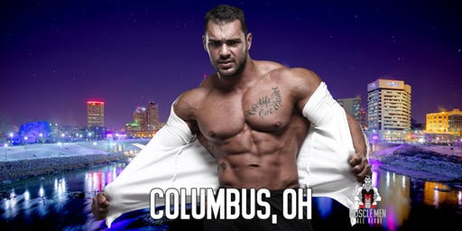 Muscle Men Male Strippers Revue & Male Strip Club Shows Columbus, OH 8 PM-10 PM