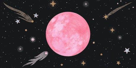 Lunar Ceremony: Soundbath + Breathwork tickets