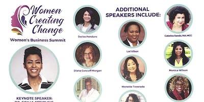 Women Creating Change June 15, 2019, in Vallejo, CA