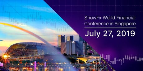 ShowFx World Conference in Singapore tickets
