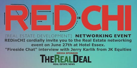 REDinCHI Real Estate Networking Event tickets