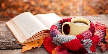 Winter warmers afternoon tea tickets