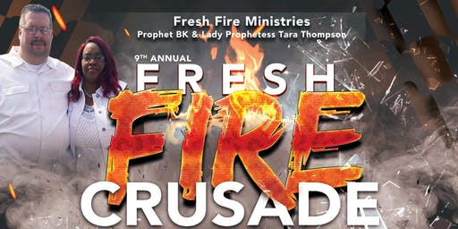 Fresh Fire MInistries Prayer Breakfast