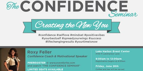 The Confidence Seminar tickets