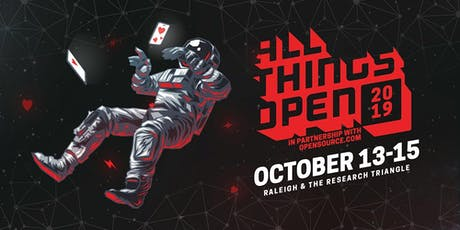 All Things Open 2019 tickets