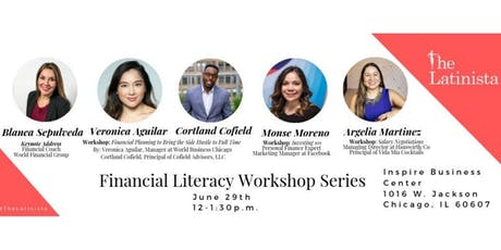 Financial Empowerment Workshops tickets