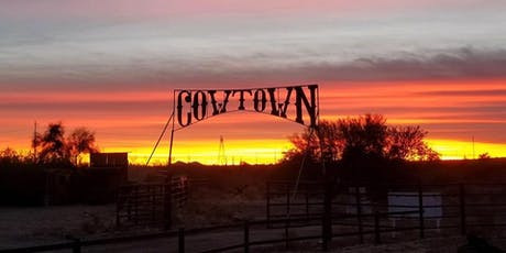 Soft openning for members only Paintball Field at CowTown Range tickets