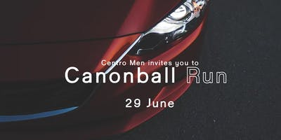 Canonball Run
