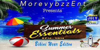 Summer Essentials Pt3 Bikini Edition