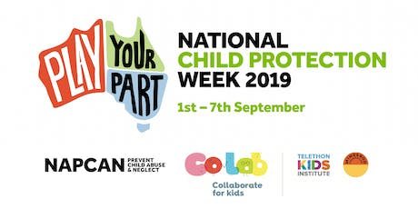 National Child Protection Week event, WA tickets