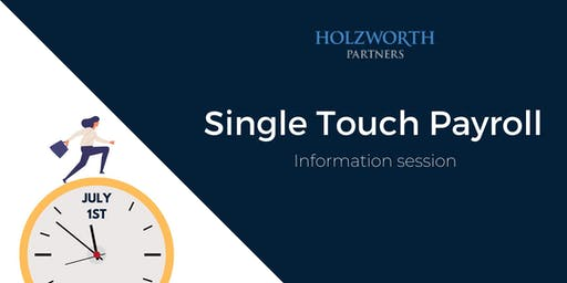 Single Touch Payroll Information session