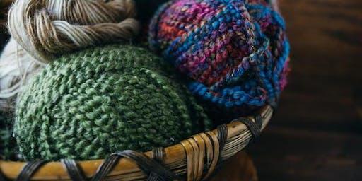 Social Crochet & Knitting Group