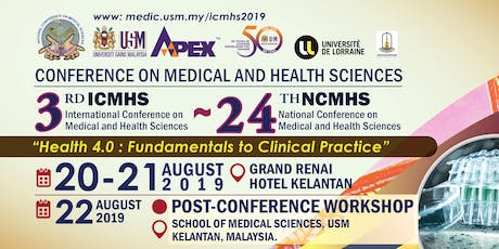 3rd International Conference on Medical and Health Sciences tickets
