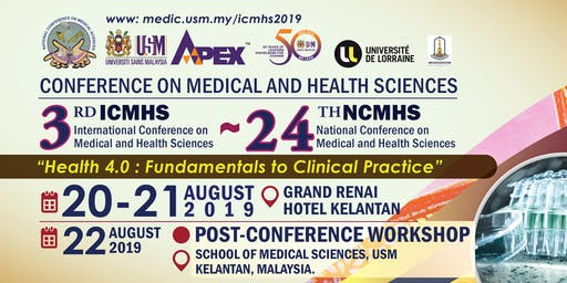 3rd International Conference on Medical and Health Sciences