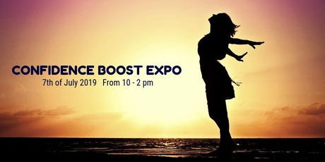 Confidence Boost Expo!  tickets