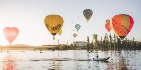 Tourism Australia, VisitCanberra & Events ACT Industry Briefing 2019 tickets