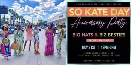 Big Hats & Biz Besties Brunch tickets