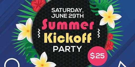 """604GIVESback & Living Through Giving Presents """"Summer Kickoff Party"""""""