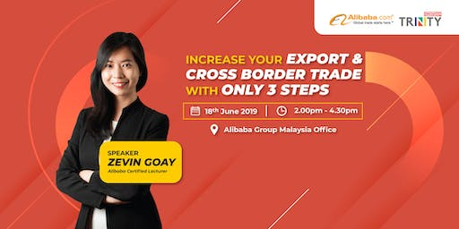 Increase Your Export & Cross-Border Trade with Just Three Steps