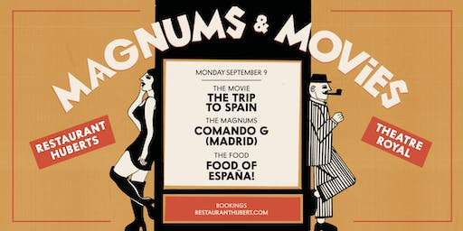 Movies and Magnums - THE TRIP TO SPAIN