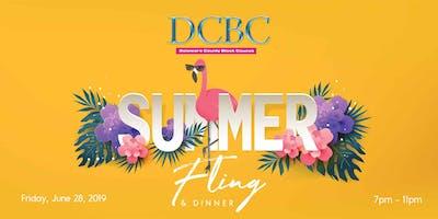 Delaware County Black Caucus Spring Fling & Dinner