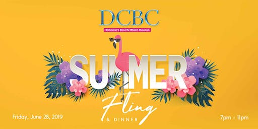 Delaware County Black Caucus Spring Fling & Dinner