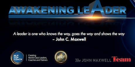 Awakening Leader Seminar tickets