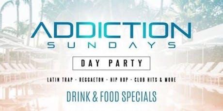 Addiction SUNDAY DAY Party @ Mayes   tickets