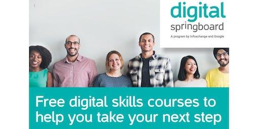 Digital Springboard - Interview Skills
