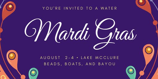 Lake Party & Ride // Aug 3-4