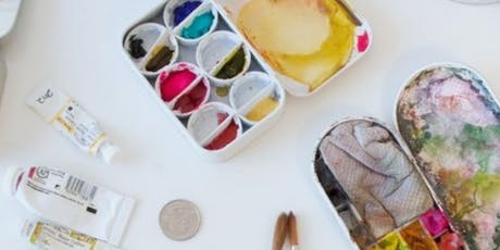 Make Your Own Watercolors tickets