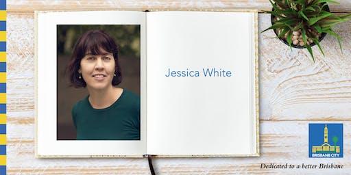 Meet Jessica White - Brisbane Square Library